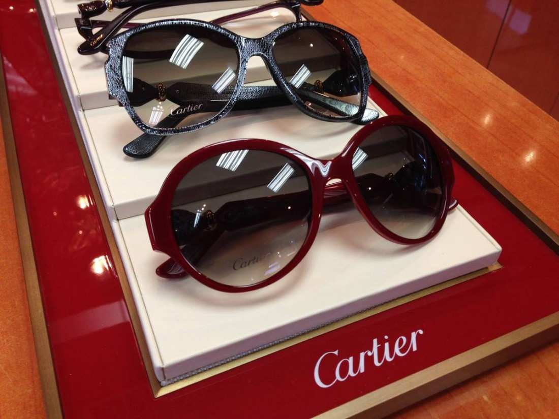 Cartier eyeglasses Hendrix Vision Center