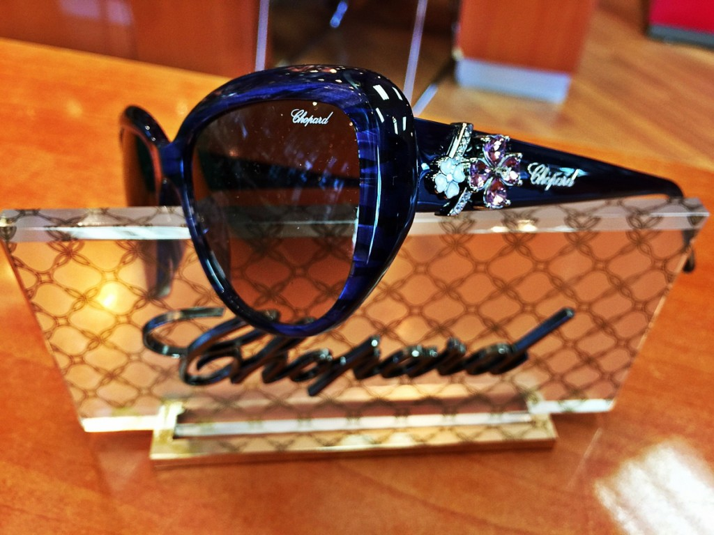 Chopard eyeglasses Hendrix Vision Center