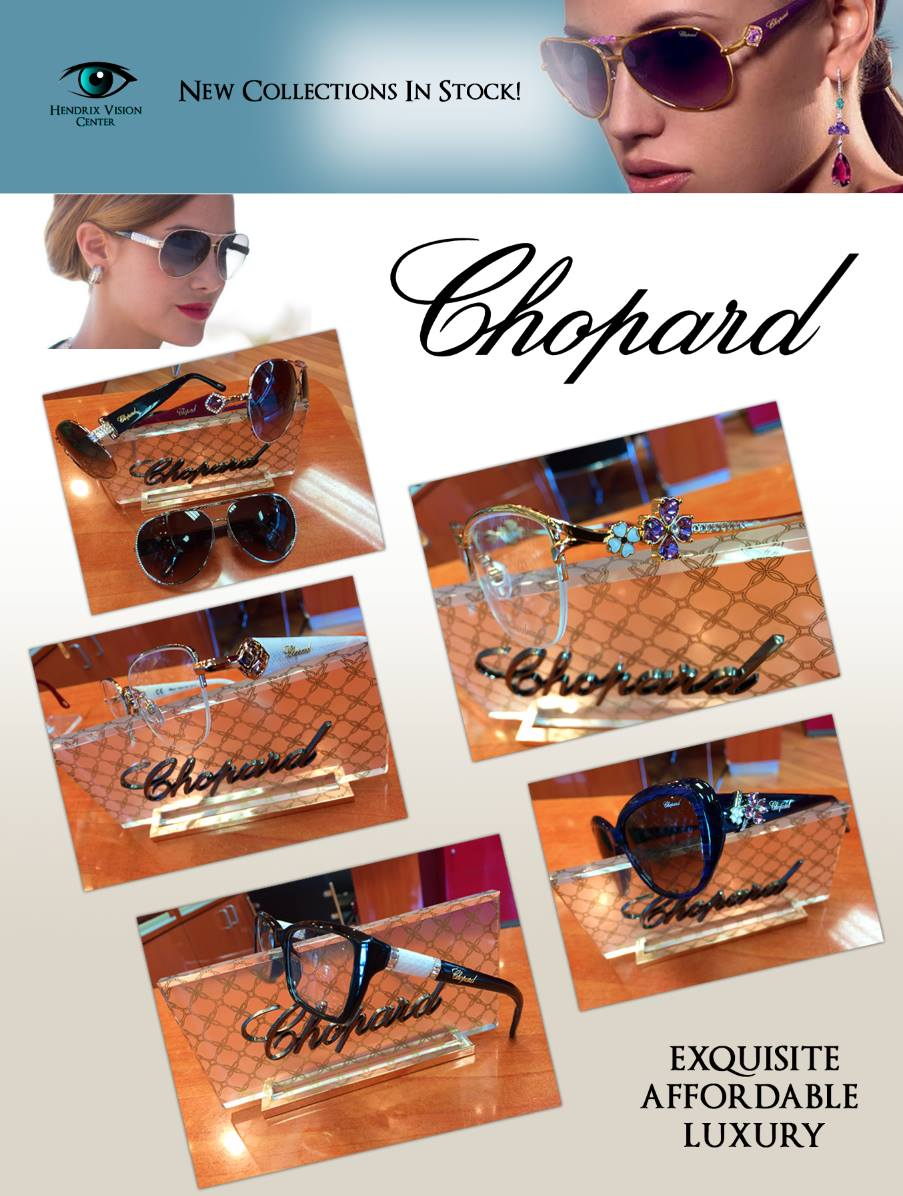 Buy Chopard eyeglasses Philadelphia